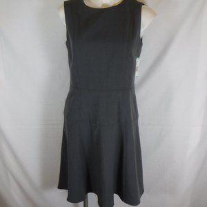 Stylish Gray Sheath Dress